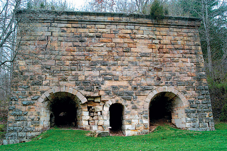 Iron Furnace Fitchburg KY Kentucky