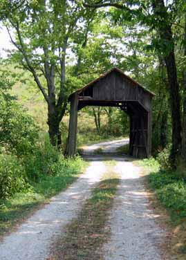 covered bridge kentucky